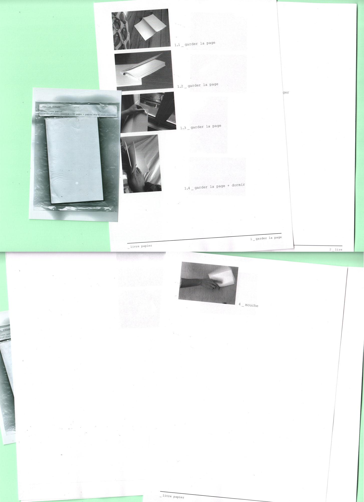 Livre papier