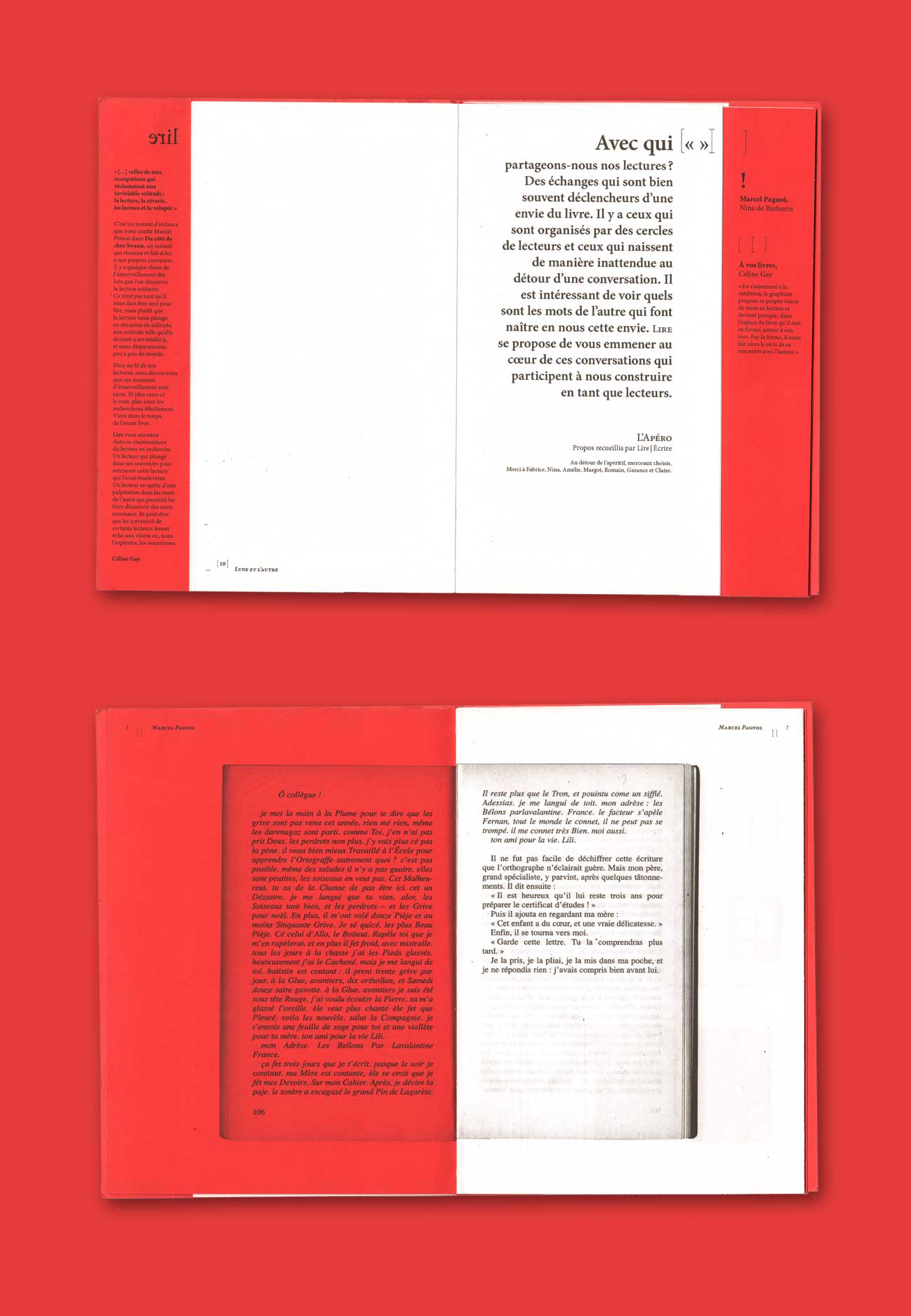 Écrire | Lire